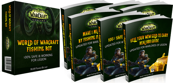 World of Warcraft Fishing Bot Package
